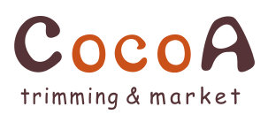 CocoA trimming & market